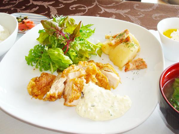 ディナー創作料理1