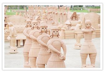 大王の杜 今城塚古墳公園