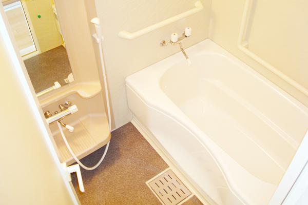 居室内浴室